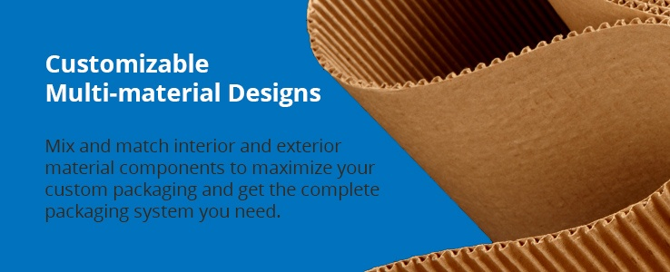 Custom Multi-material designs