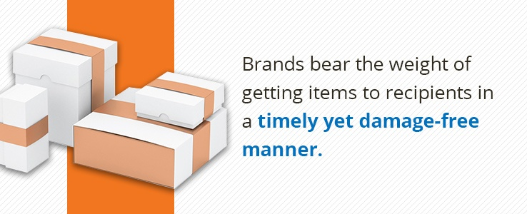 Why ecommerce packaging is different