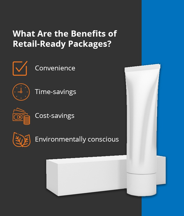 benefits of retail ready packages